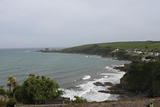 Mevagissey Bay Hotel : View from room 1