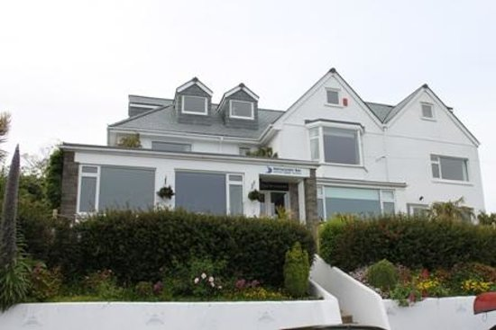Mevagissey Bay Hotel : Hotel front