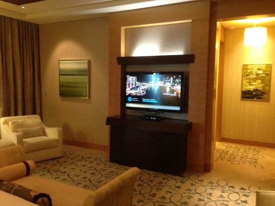 Marina Bay Sands: the living room