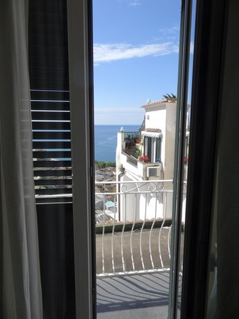 B&B Palazzo Cocò: View when waking up