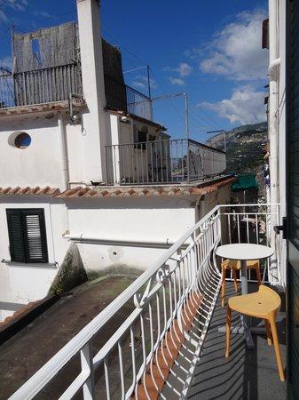 B&B Palazzo Cocò: Balcony