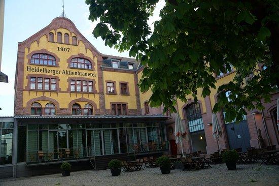 NH Heidelberg: Hotel