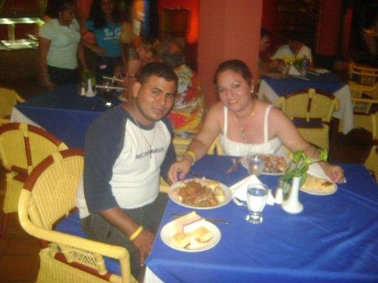 Barcelo Montelimar Beach: Rest. Oceano Montelimar