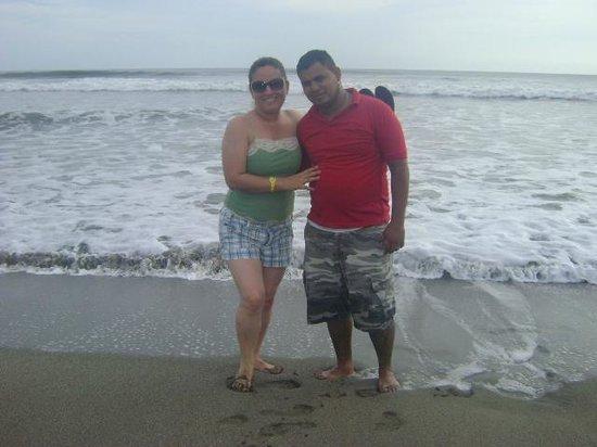 Barcelo Montelimar Beach: Playa