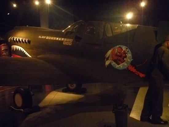 Museum of Aviation: 13 caças japoneses abatidos por Scott