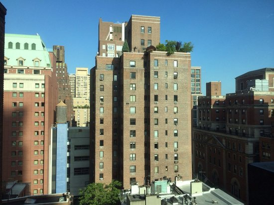 Morgans New York Hotel: View from room 1507