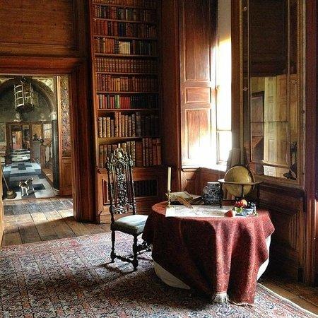 Dyrham Park: Interior