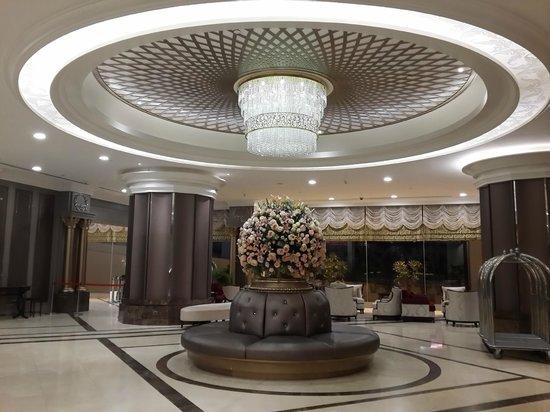 The Berkeley Hotel Pratunam: Reception