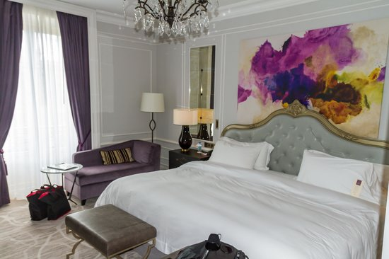 Hotel Maria Cristina, a Luxury Collection Hotel, San Sebastian: room on 3rd floor