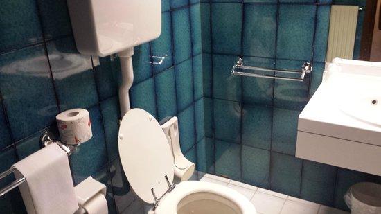Mercure Bologna Centro: Banheiro