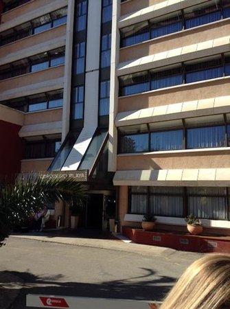 Hotel Seramar Comodoro Playa: front view