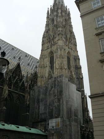 Historisches Zentrum von Wien: Vienna Santo Stefano
