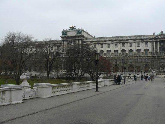 Historisches Zentrum von Wien: Vienna Hofburg