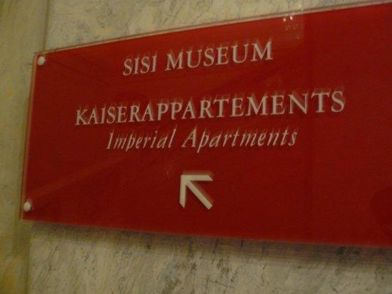 Historisches Zentrum von Wien: Vienna Sisi Museum