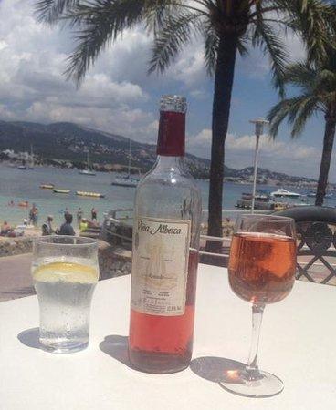 Hotel Seramar Comodoro Playa: view from the bar