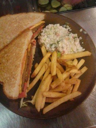 Talk of Townsend : house burger