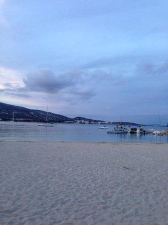Hotel Seramar Comodoro Playa: the beach outside our hotel