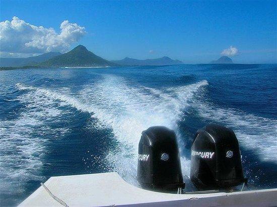 Sugar Beach Mauritius : Diving