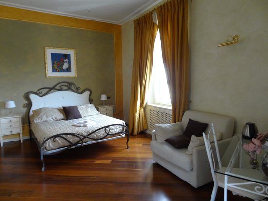 Made in Rome Bed&Breakfast: Colosseo Room