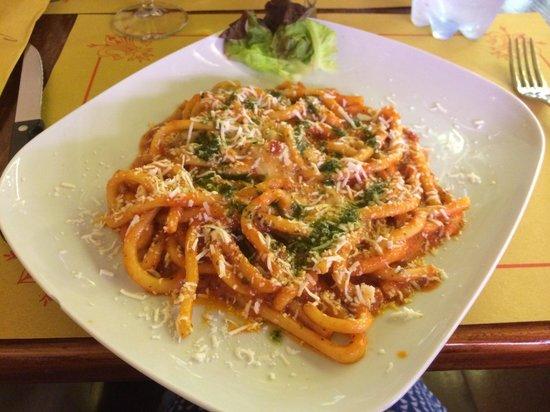 I' Mangiarino: Delicious Pici alla casa