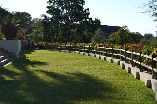 Ilala Lodge: Ilala grounds....