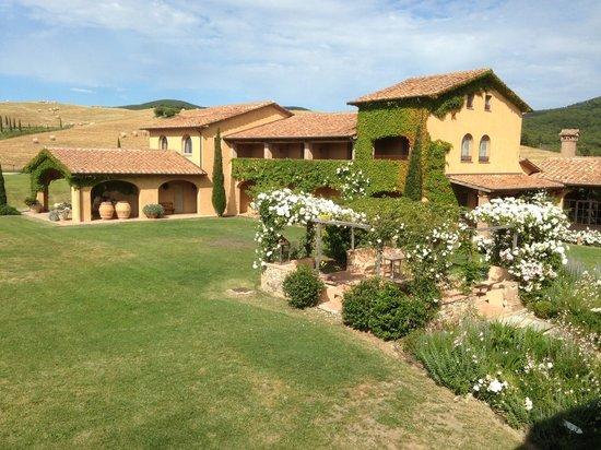 Relais Sant'Elena : Een gedeelte van het hotelcomplex