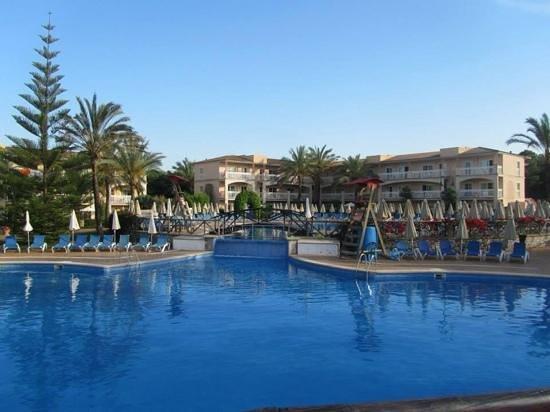 Viva Can Picafort: Main pool