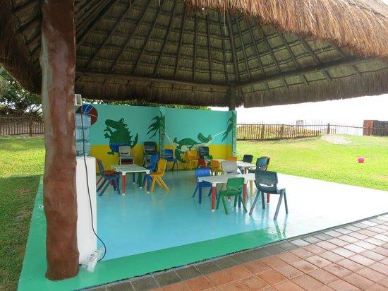 Club Med Cancun Yucatan: Mini club