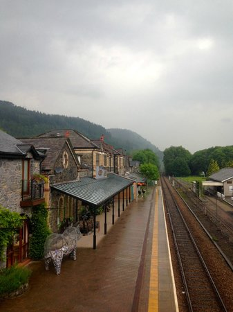 The station where the Platform Galeri is
