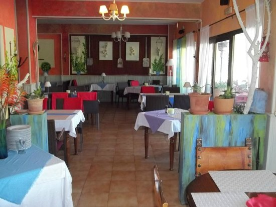 Restaurant Rustic : Das Restaurant