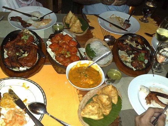 Dakshin's : Delicious spread