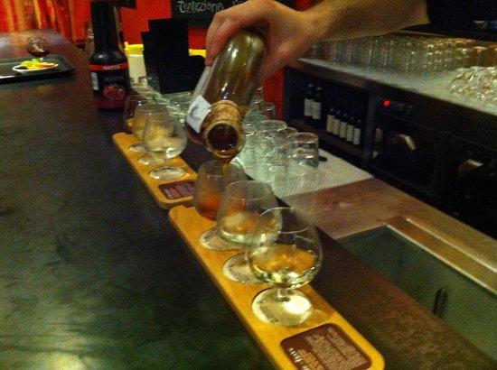 Mexicali: Degustazione  Tequila