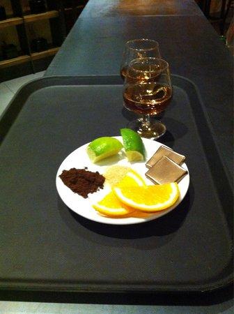 Mexicali : Degustazione Rum