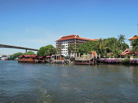 Anantara Riverside Bangkok Resort : Anantara Riverside