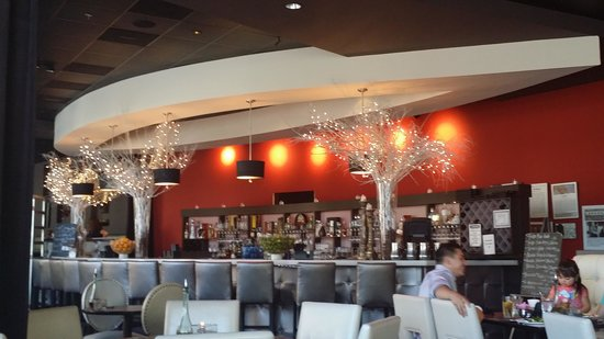 Cafe Poca Cosa : gorgeous bar
