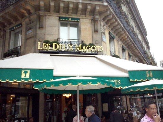 Boulevard St. Germain: Café