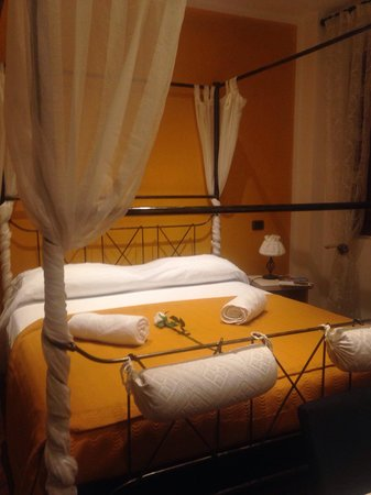 Il Panoramico B&B: Bedroom