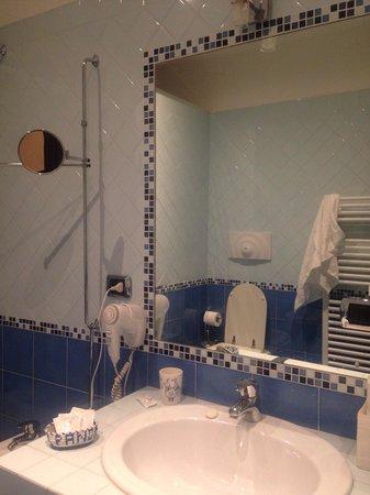 Il Panoramico B&B: Bathroom.