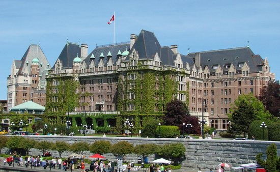 Fairmont Empress - Inner Harbour