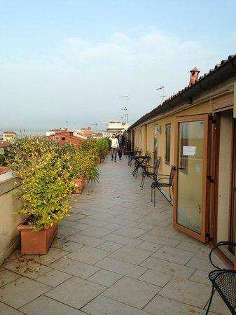 Bellini Venezia : Terrace