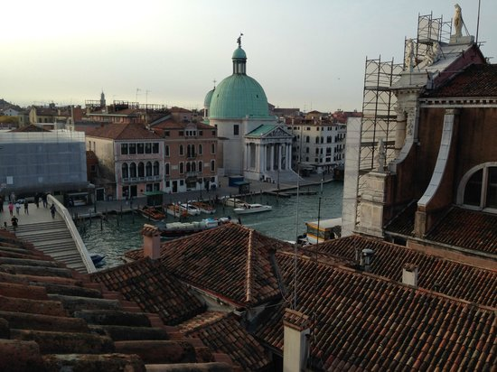 B4 Bellini Venezia: View from terrace