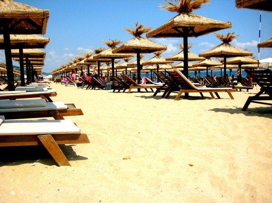 Hotel Admiral: Пляж Адмирала