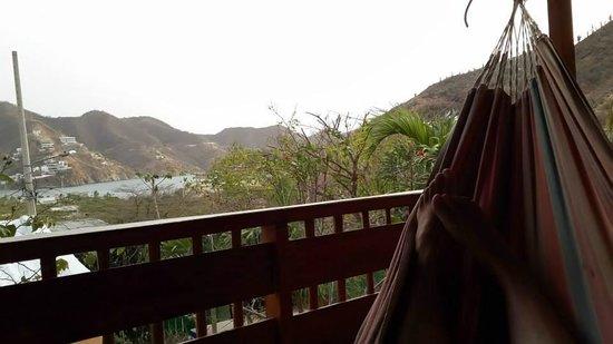 Casa Los Cerros: Hamaca en cada habitación y en zona común
