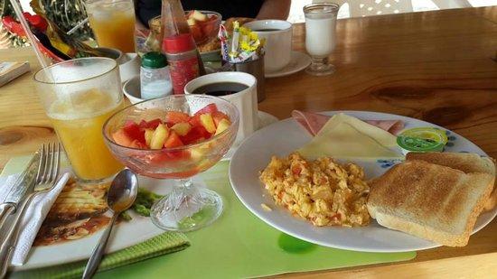 Casa Los Cerros: El mejor desayuno de Colombia
