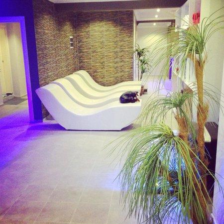 Club Evin Marmaris: Turkish bath new to Evin 2014