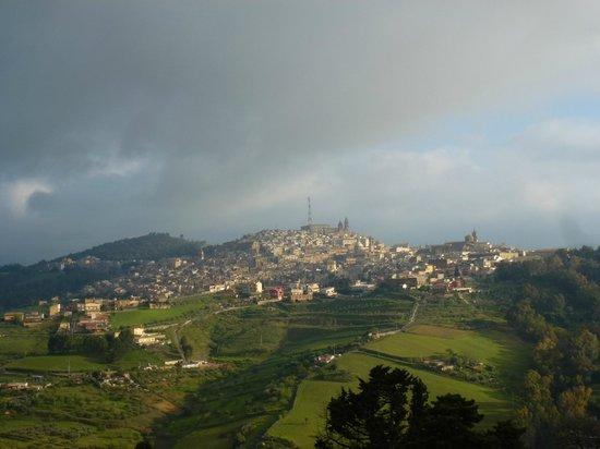 NH Caltagirone Villa San Mauro : Vista desde la habitación