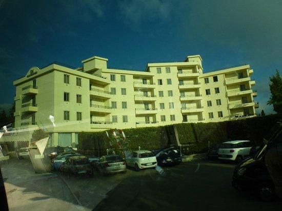 NH Caltagirone Villa San Mauro : Fachada del hotel