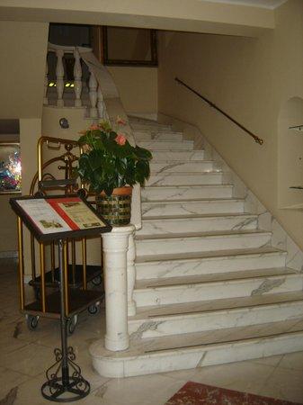 Grand Hotel Mediterranee : INTERNO DELL'HOTEL