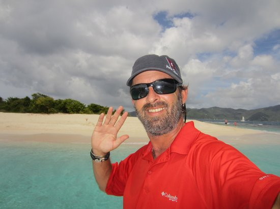 Privateer Charters: Captain Patrick Cena