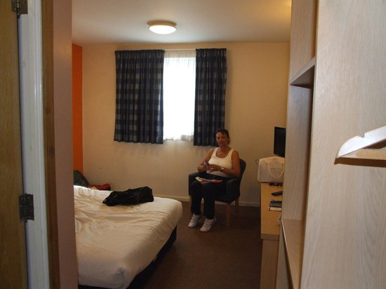 Travelodge London Kings Cross Royal Scot: rooms are very well kept